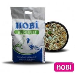 Hobi - Hobi Buğdaylı Güvercin Yemi 10kg