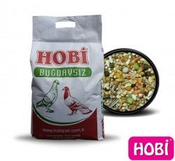 Hobi - Hobi Buğdaysız Güvercin Yemi 10kg
