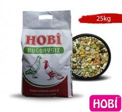 Hobi - Hobi Buğdaysız Güvercin Yemi 25kg