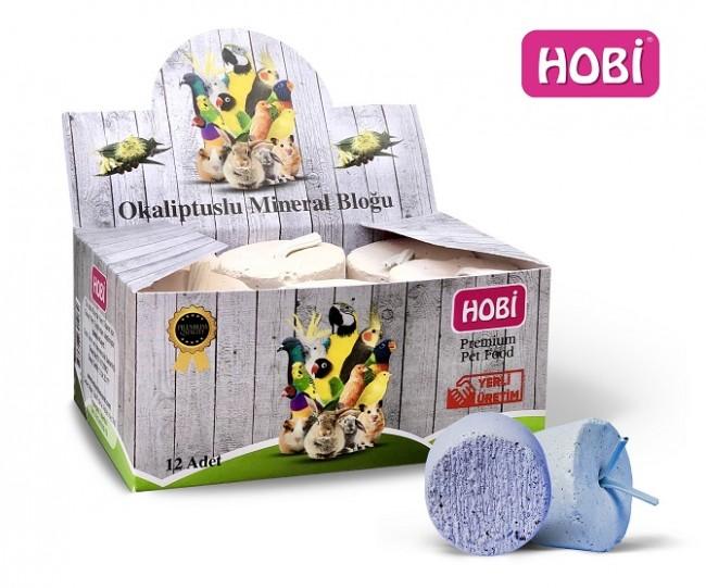 Hobi - Hobi Okaliptuslu Mineral Blok Gaga Taşı 12 Adet