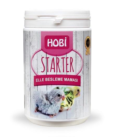 Hobi - Hobi Starter Yavru Kuşlar İçin Elle Besleme Maması 500gr
