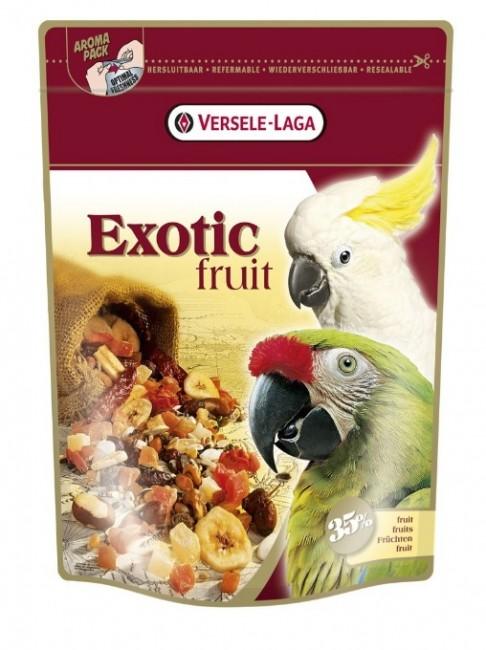 Versele-Laga - Versele Laga Exotic Fruit Papağan Yemi 600 gr