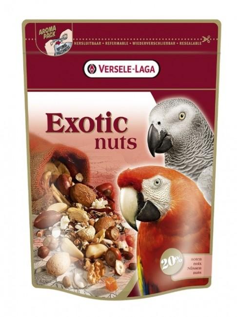 Versele-Laga - Versele Laga Exotic Nuts Papağan Yemi 750 gr