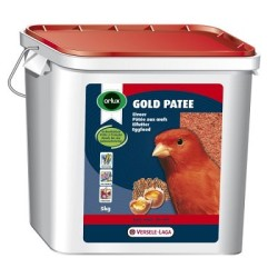 Versele-Laga - Versele Laga Orlux Ballı Nemli Kırmızı Kuş Maması 5 Kg