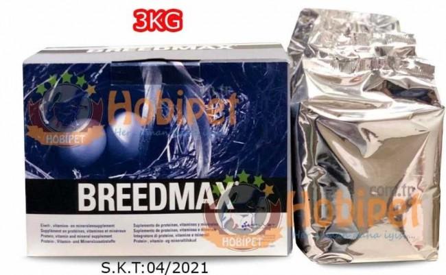 Breedmax - Breedmax Doğurganlık ve Üreme Arttıcı 3kg