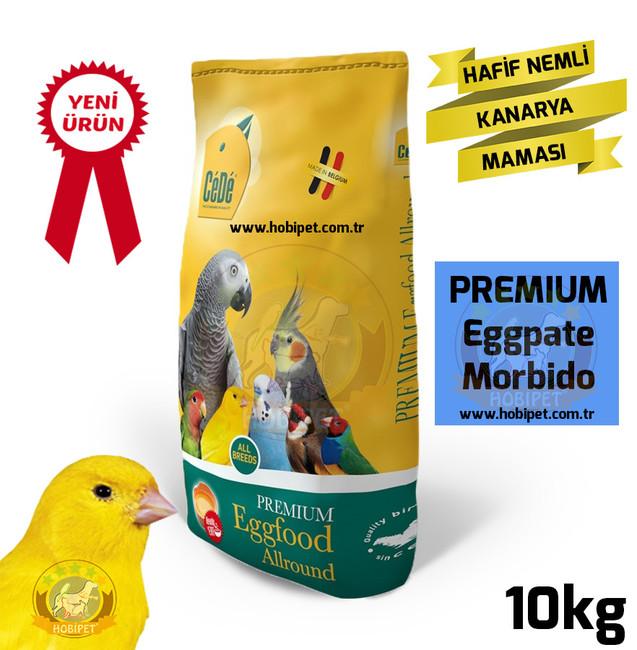 Cede - Cede Egg Patee Morbido Hafif Nemli Mama 10kg