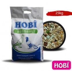 Hobi - Hobi Buğdaylı Güvercin Yemi 25kg