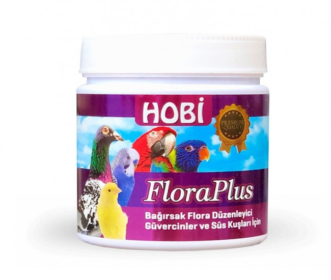 Hobi - Hobi FloraPlus Probiyotik ve Prebiyotik Takviyesi 250gr