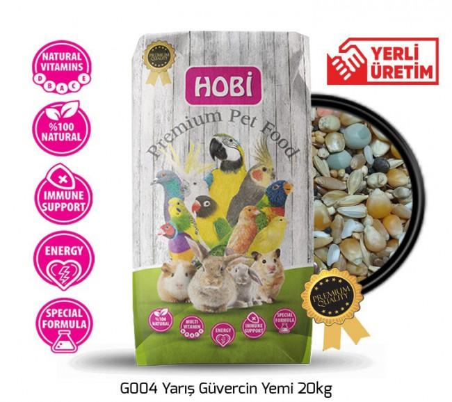 Hobi - Hobi G004 Yarış Güvercin Yemi 20kg