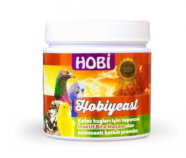 Hobi - Hobi Hobiyeast Aminoasitli Bira Mayası 250gr