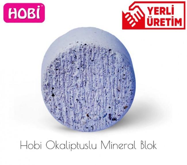 Hobi Okaliptuslu Mineral Blok Gaga Taşı 12 Adet - Thumbnail