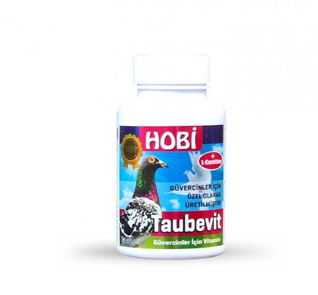 Hobi - Hobi Taubevit Yavru Güvercin Hapı 500 Adet