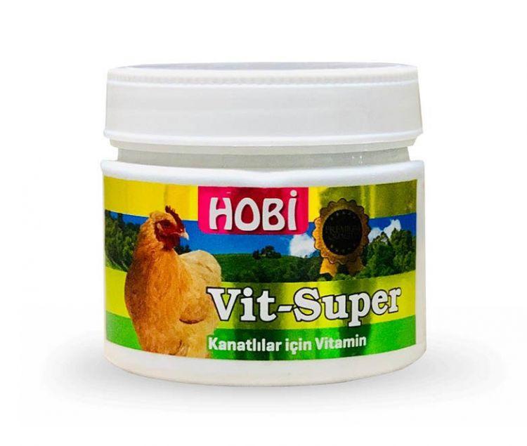 Hobi Vit-Super Kümes Kanatlılar İçin Vitamin 150gr