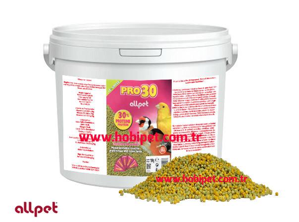 Allpet - Le Gocce PRO 30 %30 Hayvansal Protein ve Vitaminli Mama Nemlendiricisi 1 kg