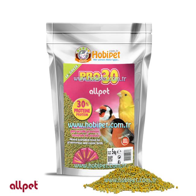 Allpet - Le Gocce PRO 30 %30 Hayvansal Protein ve Vitaminli Mama Nemlendiricisi 5 kg