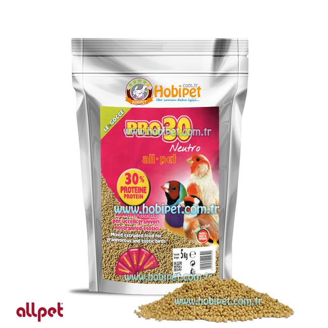 Allpet - Le Gocce PRO 30 %30 Proteinli ve Vitaminli Neutro Mama Nemlendiricisi 5 kg