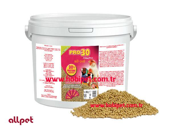 Allpet - Le Gocce PRO 30 %30 Proteinli ve Vitaminli Neutro Mama Nemlendiricisi 1 kg
