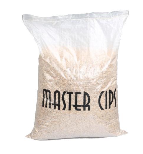 Master Cips - Master Cips Kafes ve Kümes İçin Çam Talaşı 60lt (7.5kg)