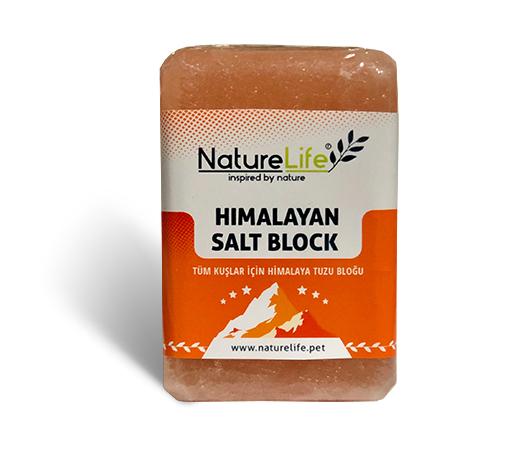 Naturelife Himalayan Salt Blok Himalaya Tuzu Bloğu 300gr