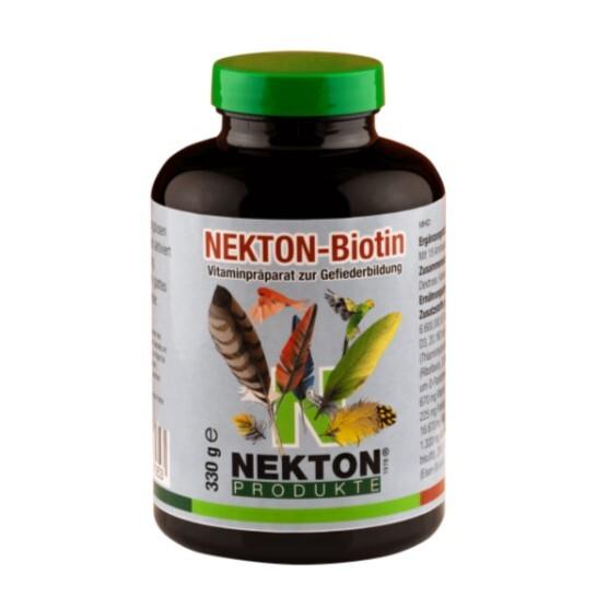 Nekton - Nekton Biotin Tüy Gelişim ve Düzenleme Vitamini 330gr