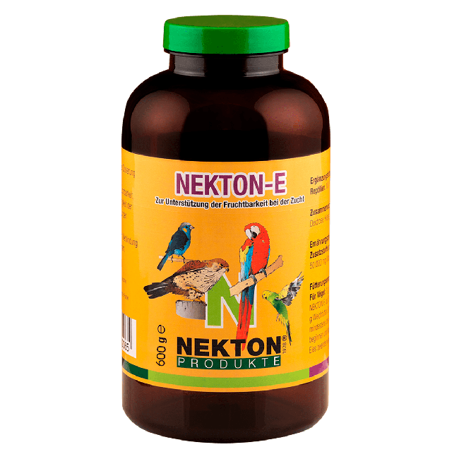 Nekton - Nekton E Kuşlar İçin Üreme Vitamini 600gr