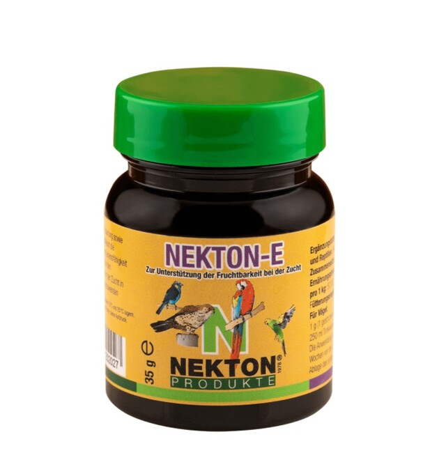 Nekton - Nekton E Kuşlar İçin Üreme Vitamini 35gr