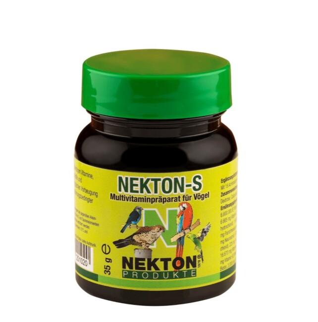 Nekton - Nekton S Kuşlar İçin Multivitamin 35gr