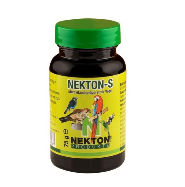 Nekton - Nekton S Kuşlar İçin Multivitamin 75gr