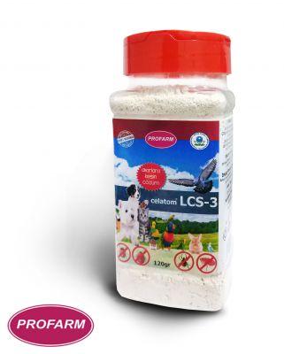 Profarm Celatom LCS-3 Bit Pire Kene Öldürücü Biyojenik Toprak 120gr