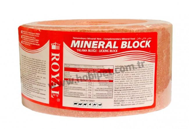 Royal İlaç - Royal İlaç Mineral Blok Yalama Taşı 3kg