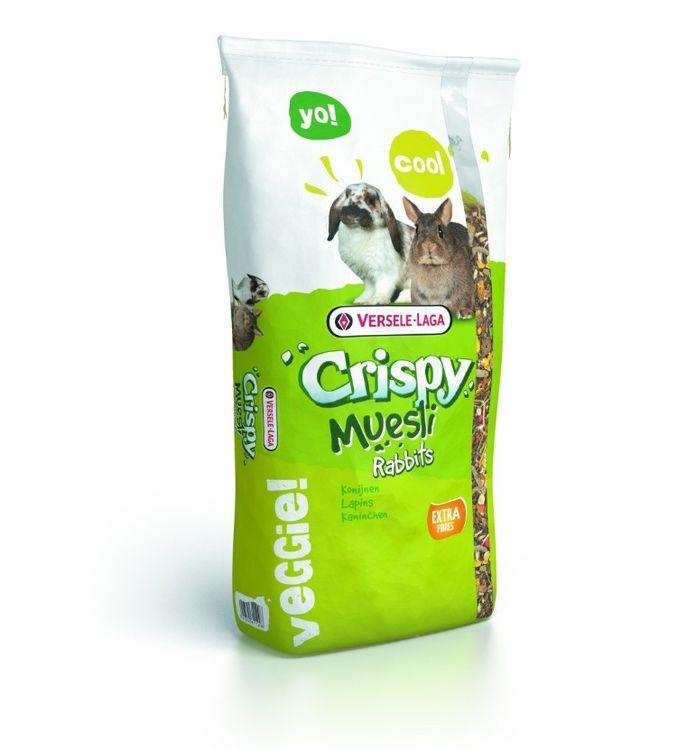 Versele Laga Crispy Muesli Rabbit Tavşan Yemi 20 kg