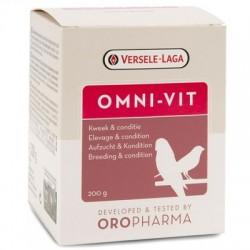Versele-Laga - Versele Laga Omnivit Kuş Kondisyon Vitamini 200 Gr