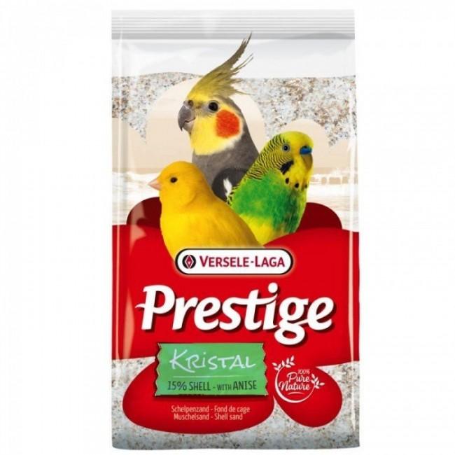 Versele-Laga - Versele Laga Prestige Anasonlu İstiridye Kırıklı Kuş Kumu 25 kg